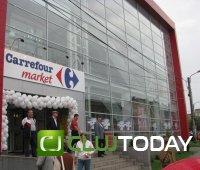 Carrefour a intrat pe piaţa din Turda