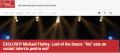 """clujulcultural.ro - EXCLUSIV! Michael Flatley, Lord of the Dance: """"Nu"""" este un cuvânt interzis pentru noi!"""