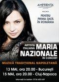 Eveniment special: Maria Nazionale ajunge pentru prima oară în România
