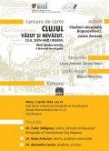 """""""Clujul văzut și nevăzut"""", ghid istorico-turistic"""