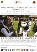 """Sărbătoarea Balmoșului Ardelenesc, în Parcul Etnografic"""" Romulus Vuia"""""""