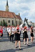 Folk, samba şi mâncăruri coreene, maghiare şi spaniole la Zilele Clujului, miercuri, 28 mai