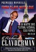 România – prima opțiune a lui Richard Clayderman