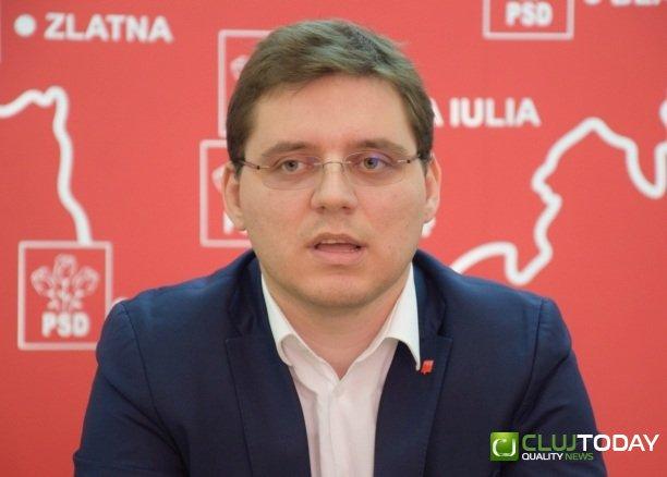 """Victor Negrescu: """"Stânga politică este cea care produce creștere economică"""""""