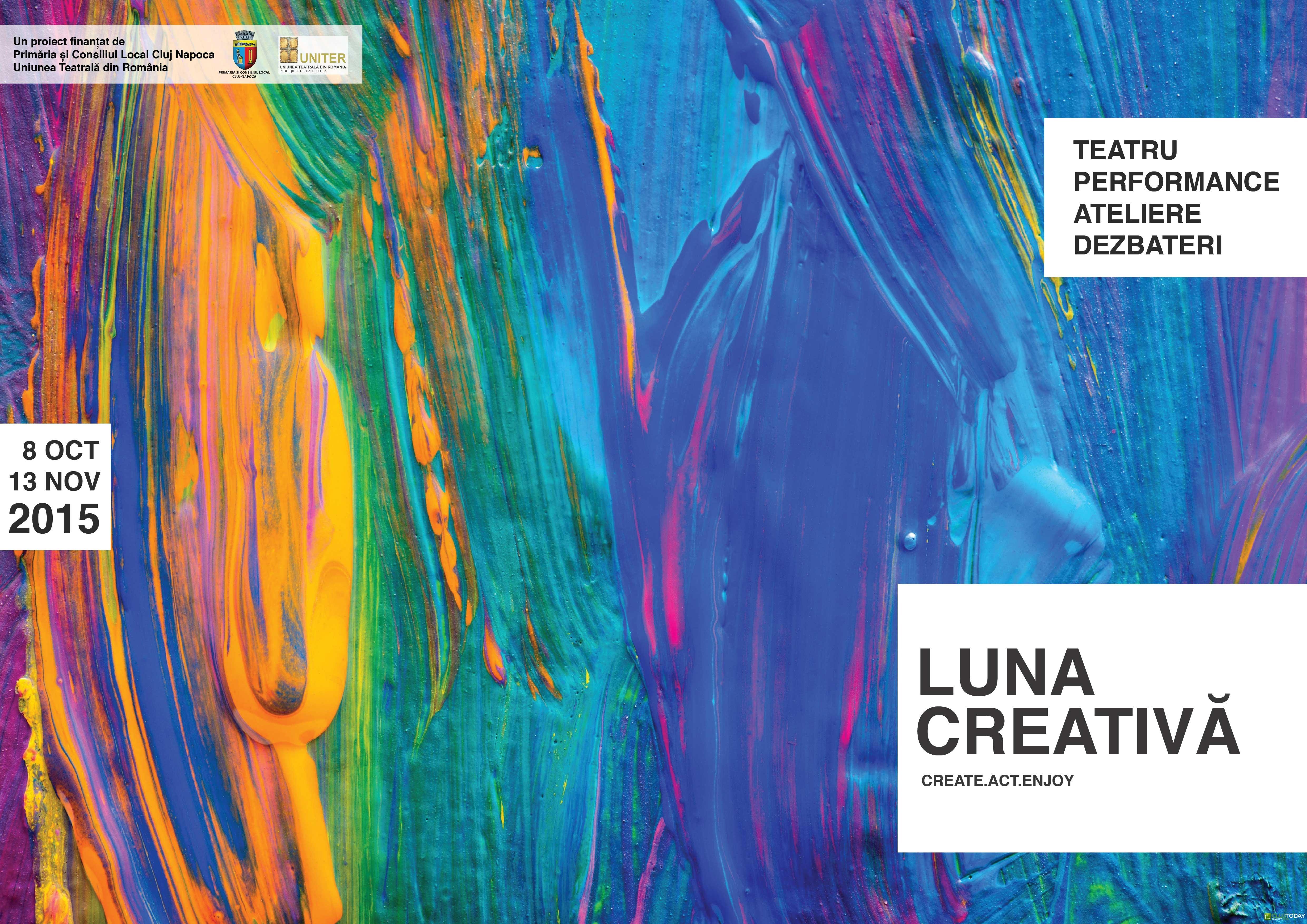 Luna Creativă