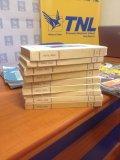 Tinerii liberali clujeni au donat cărți pentru românii din Valea Timocului