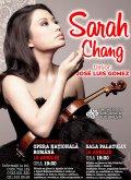 Violonista Sarah Chang prezintă în România prima ei iubire: concertul no 1 în G minor de Max Bruch