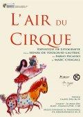Toulouse-Lautrec, Picasso, Cocteau şi mulţi alţi artişti inspiraţi de circ, în litografii la Muzeul Etnografic