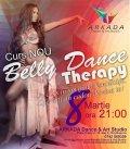 Dansul oriental, terapie pentru sanatate si echilibru interior