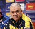 SportinCluj.ro: Selecționerul Anghel Iordănescu: Mi-aș dori ca băieții noștri să se autodepășească