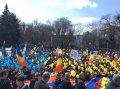 """Unioniștii din Basarabia: """"Pasul final este ca în 2018 unirea să fie votată în cele două parlamente"""""""