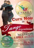 Beginner and intermediate tango classes in Cluj-Napoca