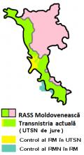"""Transnistria este pe butuci. """"Republica"""" separatistă are conturile goale"""