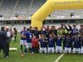 Echipa de fotbal a UBB, campioană națională