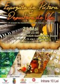 Painting Expo, Wine and Classical Music - Cluj Napoca City Celebration Day nr 3