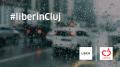 Uber se alătură campaniei #liberincluj  Curse Uber cu 50% mai ieftine în Cluj atunci când plouă